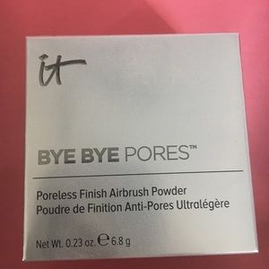 Bye bye pores porkers airbrush powder brand new
